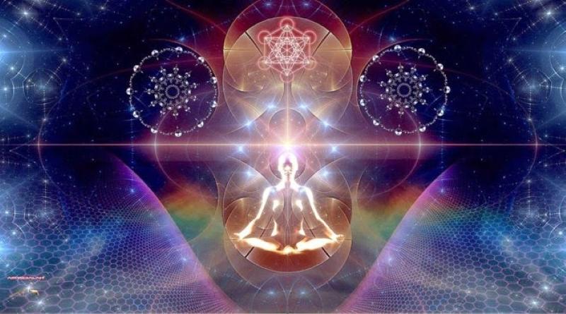 Kozmik Enerji Şifası